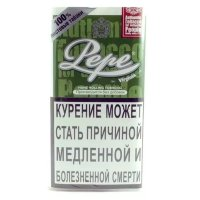 Табак для самокруток PEPE Dark Green(*30)