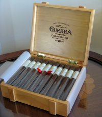 Gurkha Cellar Reserve 15 Prisoner Churchill