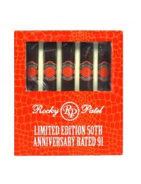 Сигара ROCKY PATEL Fifty Toro Gift Pack