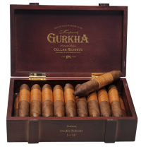 Gurkha Cellar Reserve 18 Solaro Double Robusto