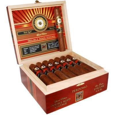 Сигара Perdomo Double Aged 12 Years Vintage Epicure Sun Grown