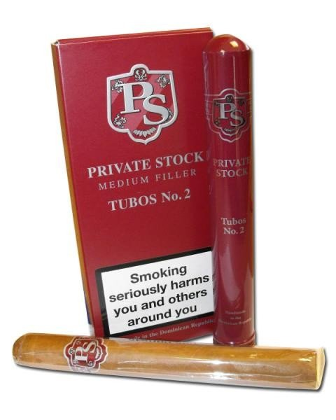 Сигара Private Stock Med Fil № 2 Tubos