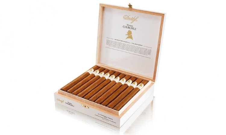 Сигара Davidoff WSC Churchill