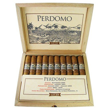 Сигара Perdomo Lot 23 Robusto Connecticut