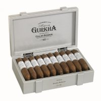 Сигара Gurkha 12 Cellar Reserve Platinum Double Robusto