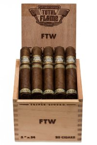 Сигары Total Flame New Line FTW Robusto
