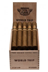 Сигары Total Flame Bright Line World Trip