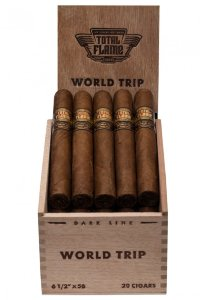 Сигары Total Flame Dark Line World Trip