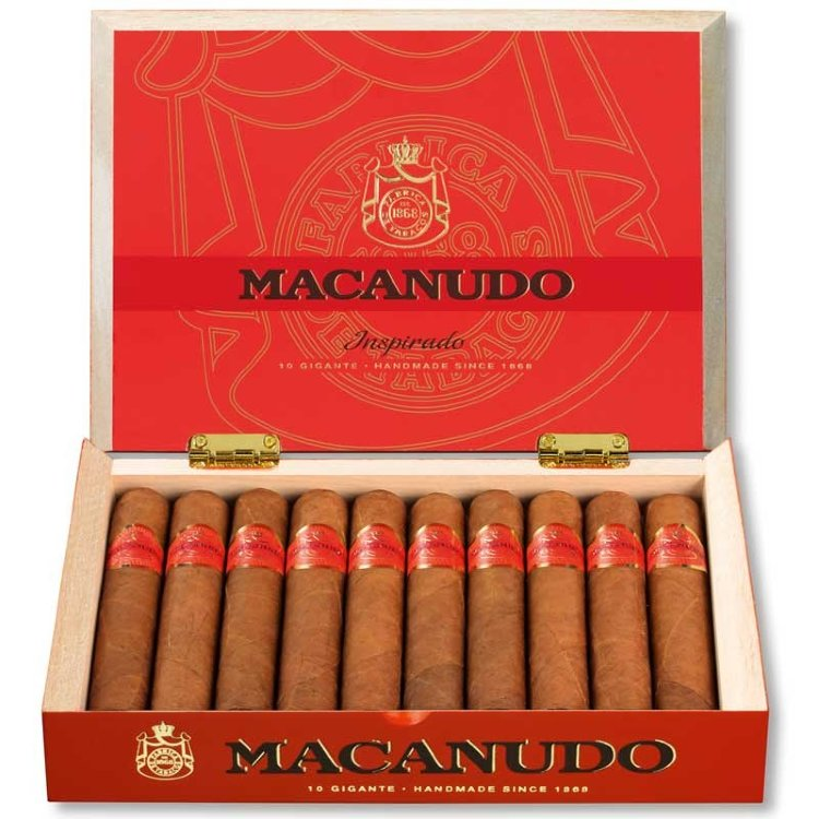 Сигара Macanudo Inspirado Orange Gigante