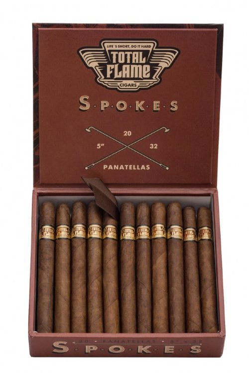 Сигары Total Flame New Line Spokes