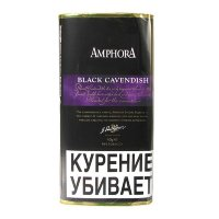 Трубочный табак MAC BAREN AMPHORA  Black Cavendish