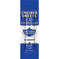 Сигариллы Swisher Sweets Blueberry