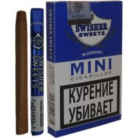 Сигариллы Swisher Sweets Blueberry Mini