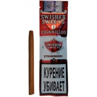 Сигариллы Swisher Sweet Strawberry